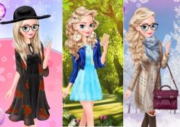 Elsa İle Her Mevsim