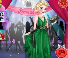 Elsa İle Yeni Yılın İlk Partisi
