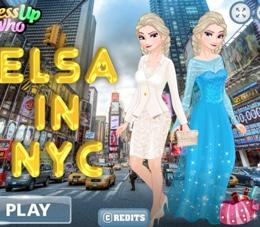 Elsa New Yorkta