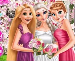Elsa'nın Düğünü Ve Davetlileri