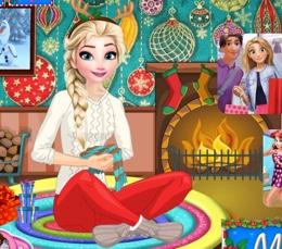 Elsa'nın Ev Rahatlığı