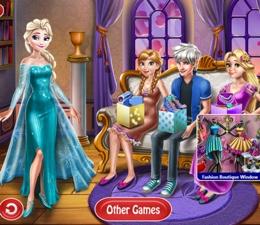 Elsa'nın Hediye Alışverişi