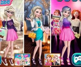 Elsa'nın Her Saat Modası