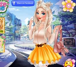Elsa'nın İlkbahar Favorisi