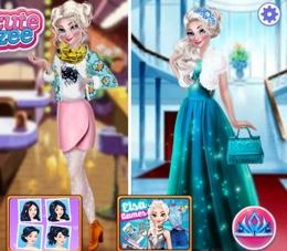 Elsa'nın Kış Trendleri