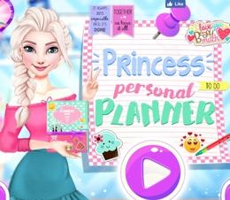 Elsa'nın Planner'ı