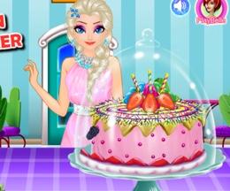 Elsa'nın Pratik Pastası