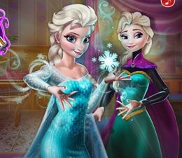 Elsa'nın Yapbozları