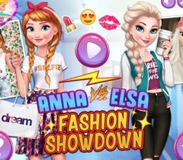 Elsa Ve Anna Facebookta