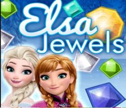 Elsa Ve Anna'nın Patlayan Mücevherleri