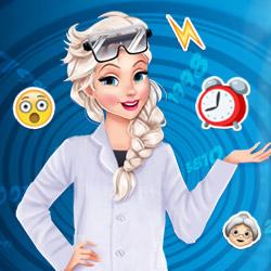 Elsanın Zaman Makinesi