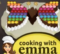 Emma'nın Kelebek Pastası