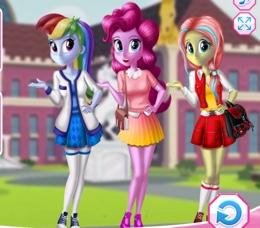 Equestria Lisesi Kızları