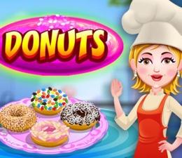 Ev Yapımı Donutlar