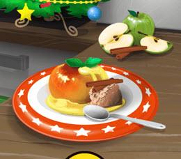 Fırında Elmalı Tatlı