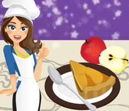 Fransız Elmalı Pasta