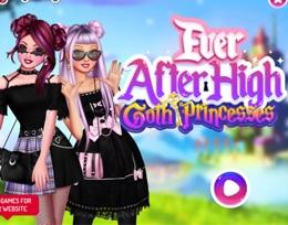 Gotik Ever After High Kızları