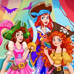 Güzel Korsan Prensesler