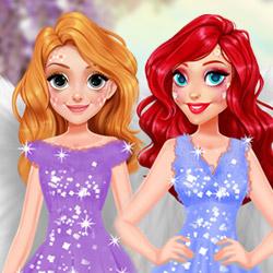 Güzel Peri Prensesler