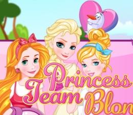 Güzel Prensesler Sarışınlar Takımı