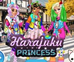 Harajuku'nun Prensesleri