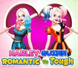 Harley Quinn Romantik Ve Sert