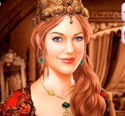 Hürrem Sultan'ın Makyajı