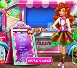 Jessie'nin Dondurma Kamyonu
