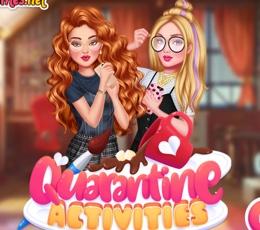 Karantinada Eğlenceli Aktiviteler