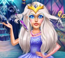 Karlar Kraliçesinin Çılgın Saçları