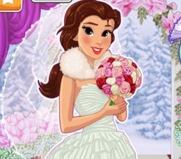 Kış Gelini Belle