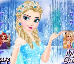 Kış Güzeli Elsa