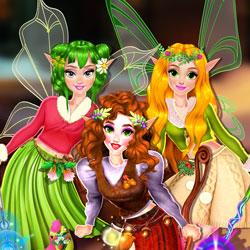 Kış Peri Prensesleri