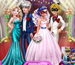 Lady Bug'ın Düğünü
