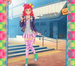 Lily'nin Manga Tarzı