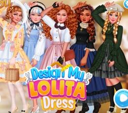 Lolita Elbisesi Dikiyorum