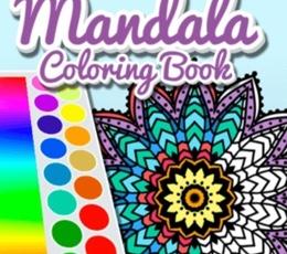 Mandala Boyama Kitabım
