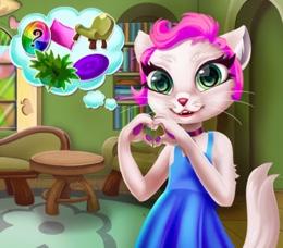 Mia'nın Kedi Evi