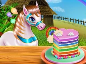 Minik Pony'nin Pastası