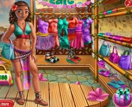 Moana'nın Alışverişi