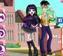 Monster High Aşk Koçu