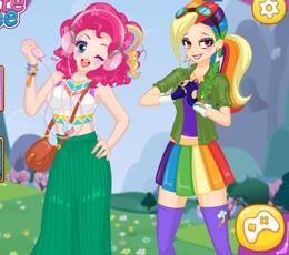 My Little Pony Kızları