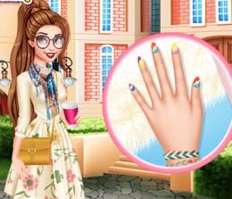 Okulda Yeni Bir Kız