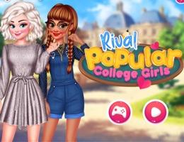 Okulun Popüler Kızları