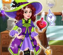 Olivia'nın Sihir Dükkanı