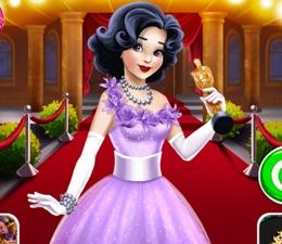 Pamuk Prensesin Oscar Hazırlığı