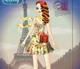 Paris'de İlkbahar