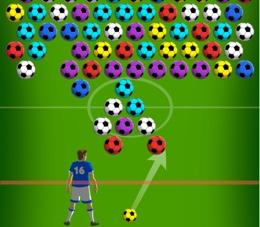 Patlayan Futbol Topları