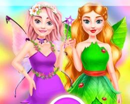 Peri Prenses'i Giydir