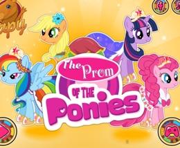 Pony'lerin Büyük Balosu
